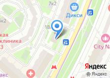 Компания «X86.ru» на карте