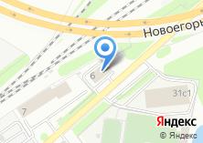 Компания «ФЛОРИДИУМ РУ» на карте