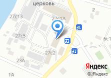 Компания «Shinov.ru» на карте