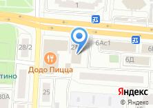 Компания «Почтовое отделение №141080» на карте
