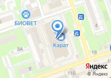 Компания «Cool Kids» на карте