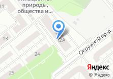 Компания «Котельники» на карте