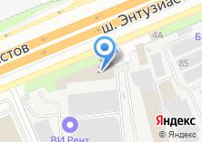 Компания «Автомаш Холдинг» на карте