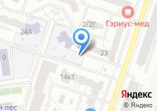 Компания «Р.Т» на карте