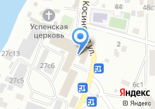 Компания «Копи-Сити» на карте