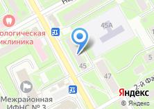 Компания «Прометей Сервис» на карте