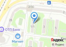 Компания «Подлипки-3» на карте