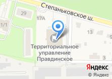 Компания «Кухни Правды» на карте