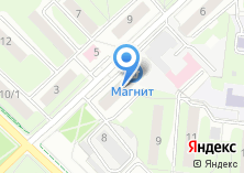 Компания «ВСК» на карте