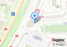 Компания «Диана сеть химчисток и прачечных» на карте