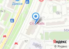 Компания «Магазин нижнего белья и колготок» на карте