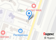 Компания «ФОКС» на карте