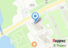 Компания «АБ Пушкино» на карте