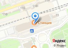 Компания «Mybox» на карте