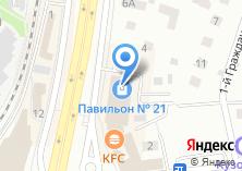 Компания «Impression» на карте