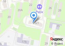 Компания «Строящийся жилой дом по ул. Гагарина (г. Реутов)» на карте