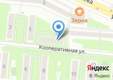 Компания «Подлипки-4» на карте