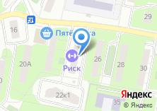 Компания «Почтовое отделение №143960» на карте