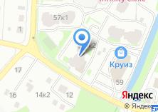 Компания «МЯССЕР» на карте