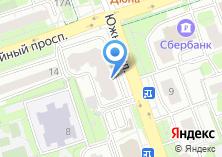 Компания «Строящийся жилой дом по ул. Юбилейный проспект (г. Реутов)» на карте