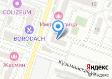 Компания «Инфутурум» на карте