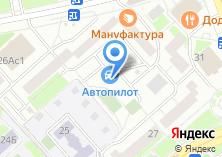 Компания «Автотехцентр на Суздальской» на карте