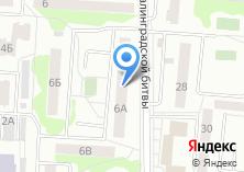 Компания «Веранда» на карте