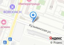 Компания «Ава хлеб» на карте