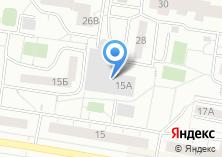 Компания «Авто-Шик» на карте