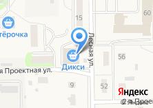 Компания «Девора» на карте