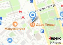 Компания «Мастерская по ремонту часов и ювелирных изделий на Суздальской» на карте