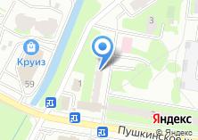 Компания «Почтовое отделение №141205» на карте