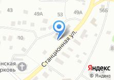 Компания «Ализа-Сервис» на карте