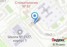 Компания «Городецкий хлеб» на карте