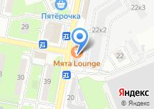 Компания «Мастерская Свой Мастер» на карте