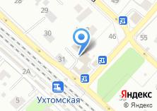 Компания «Ухтомская усадьба» на карте