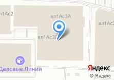 Компания «Сигма Комплект» на карте