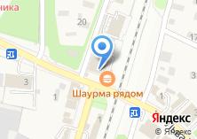 Компания «Ваш магазинчик» на карте