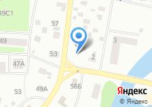 Компания «ОпельАвто» на карте