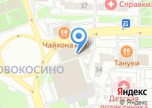 Компания «Магазин консервированной продукции» на карте