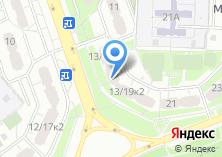 Компания «ПРОКСТРОЙ» на карте