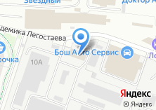 Компания «Пинскдрев-Москва мебельный салон» на карте