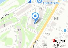 Компания «Дентикс» на карте