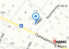 Компания «РИСК» на карте