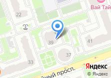 Компания «Салон эпиляции» на карте