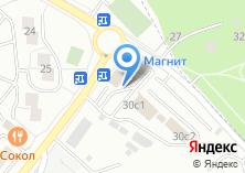 Компания «Regym» на карте