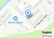 Компания «Спецстрой-ДорСервис» на карте