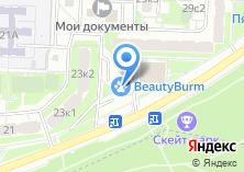 Компания «Строящееся административное здание по ул. Салтыковская» на карте