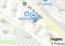 Компания «Зэт стиль» на карте