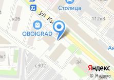 Компания «Ко & Ба» на карте